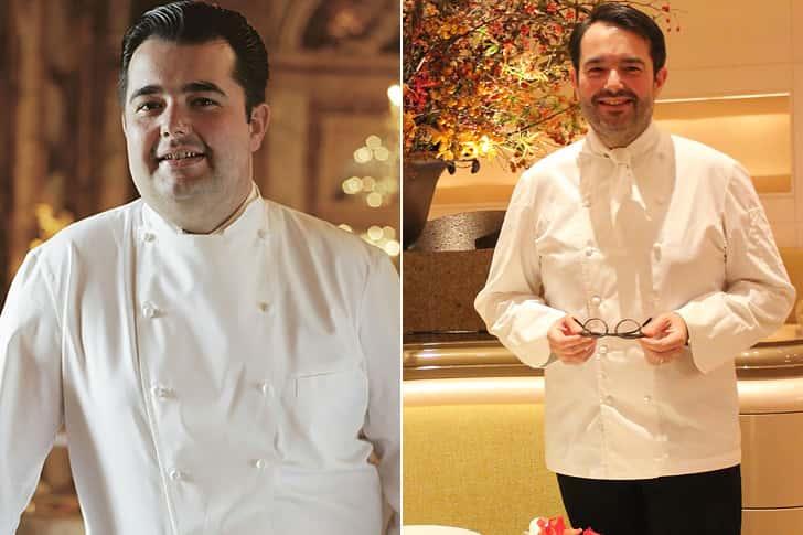 Jean François Piège – Le Chef Cuisinier A Perdu 30 Kilos