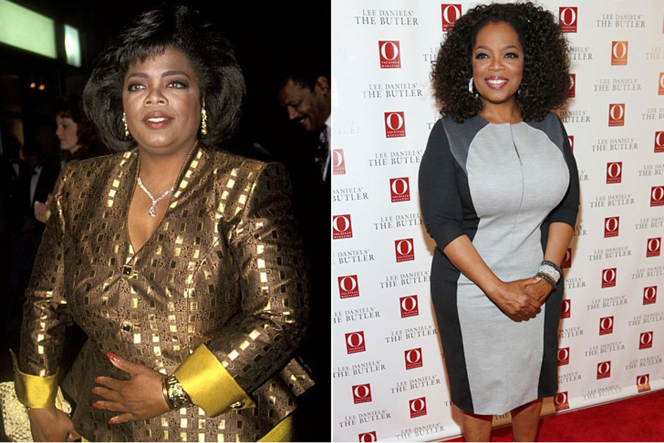 Oprah Winfrey – L'animatrice De The Oprah Winfrey Show A Perdu 18 Kilos