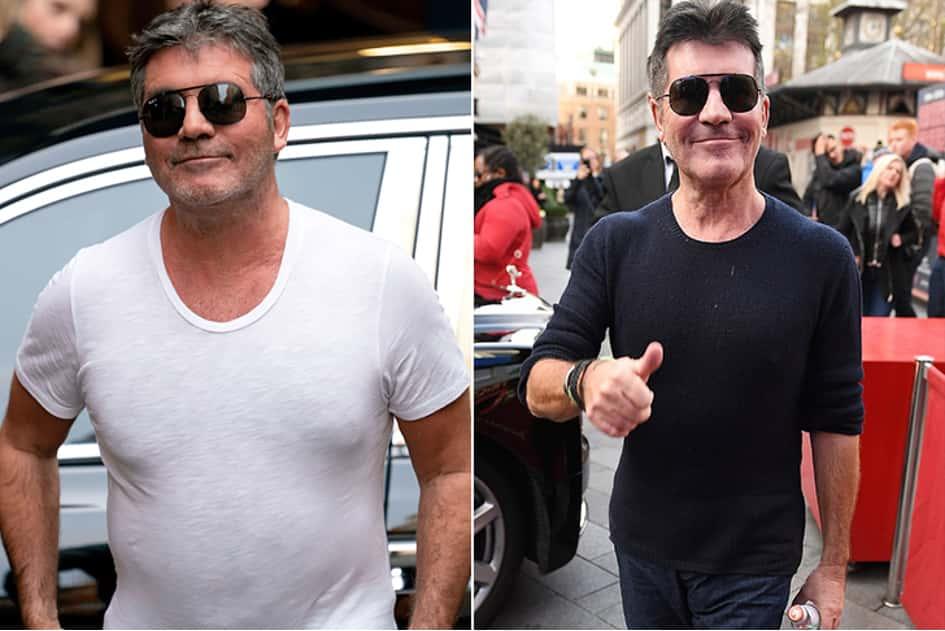 Simon Cowell – Le Juré Du Show American Got Talent A Perdu 27 Kilos